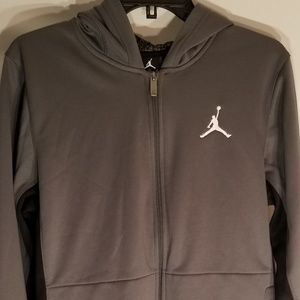 Boys XL Nike Therma-Fit Air Jordan Sweatshirt